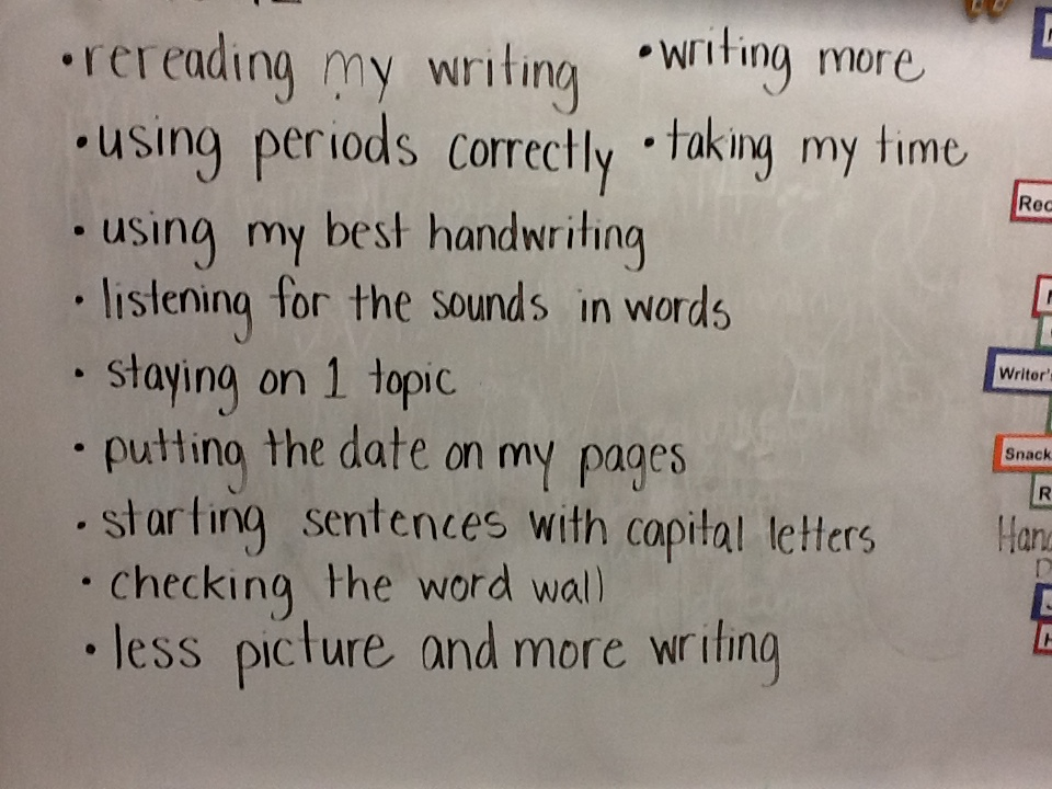 grade my writing