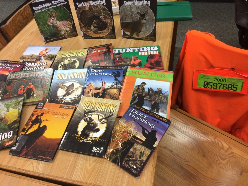 Yes, these are all catalogued in our school library. Welcome to Wisconsin!
